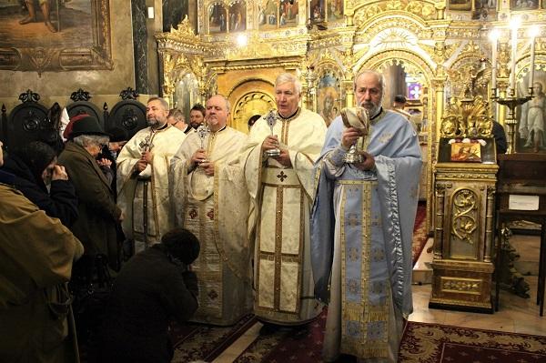 26.11.2019 – Sfânta Mare Muceniţă Ecaterina, cinstită în Parohia craioveană Mântuleasa